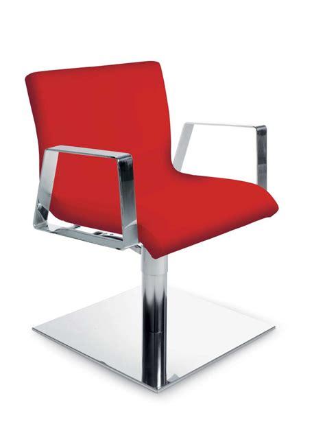poltrona parrucchiere poltrona parrucchiere iron chair pwq con braccioli cromati