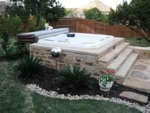 austin inground spas and hot tubs austin pool austin