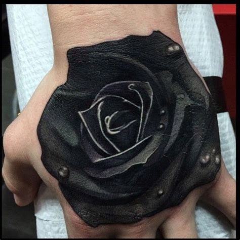 black rose tattoo south beach savemyink s black tattoos black tattoos black