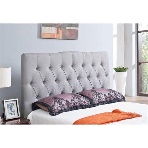 grey headboard 25 best ideas about linen headboard on pinterest