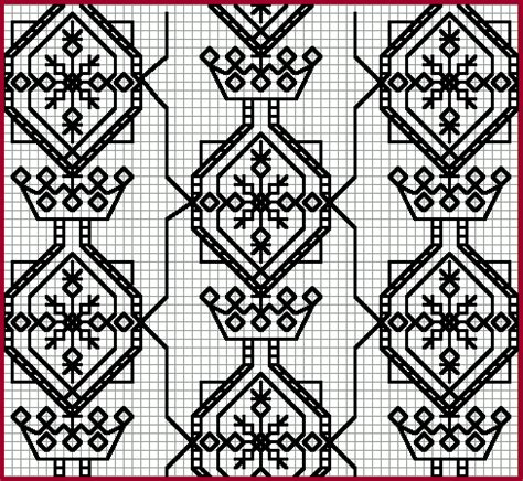blackwork pattern blackwork embroidery archives