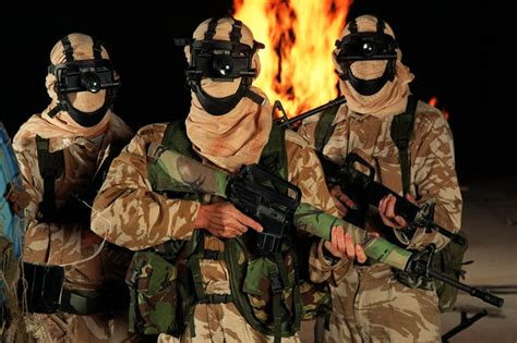 section 20 british special forces sas special forces capture isis commanders in mosul iraq