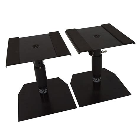 studio monitor desk mount monitor desk stands best home design 2018