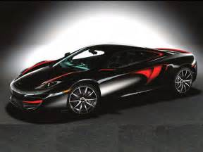 2013 mclaren mp4 12c black singapore edition car