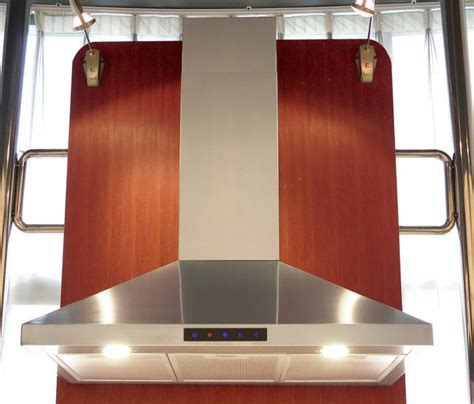 36 inch Stainless Steel Wall Hood (Model STL90 LED