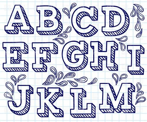 block letter font 25 best ideas about block letter fonts on