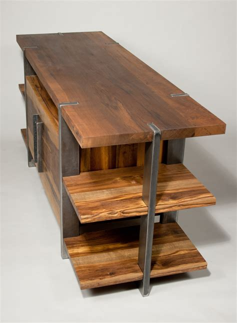 Wood And Metal Furniture by Reclaimed Wood Entertainment Center Search Sun