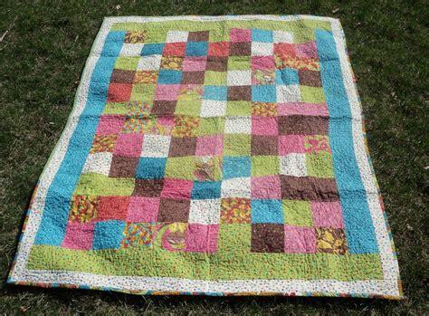 Spirit Quilt by Hendrixville Pieced Free Spirit Quilt