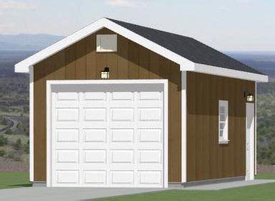 12x20 1 car garage 12x20g1a 240 sq ft excellent floor plans garage plans full list excellent floor plans
