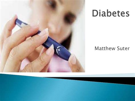 1 10 diabetes powerpoint