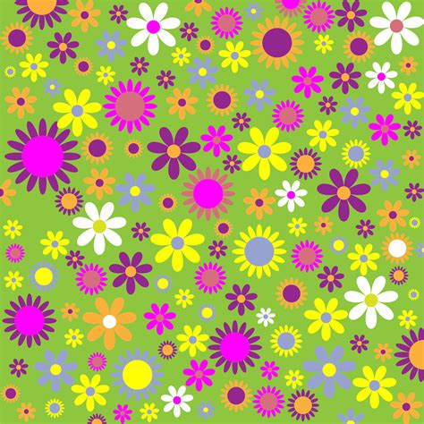 floral pattern background free clipart colorful floral pattern background 6