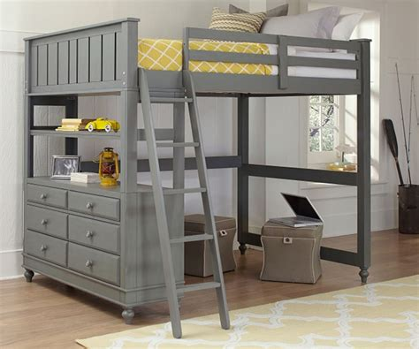 silver kids full size loft beds kids full size loft beds