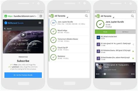 mobile utorrent 187 7 android apps from bittorrent you won t want to miss out on