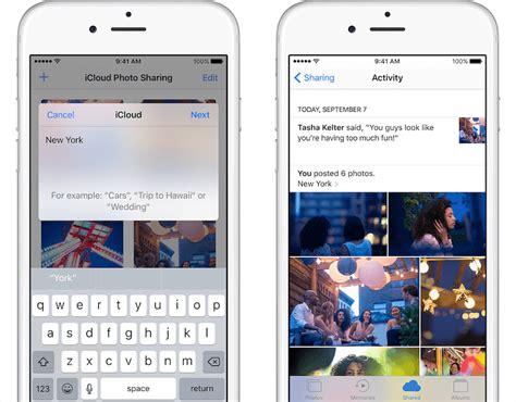 membuat icloud baru di iphone cara berbagi foto iphone dengan icloud photo sharing