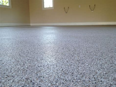 vinyl chip epoxy floor epoxy garage floor epoxy coating decorative concrete  virginia va