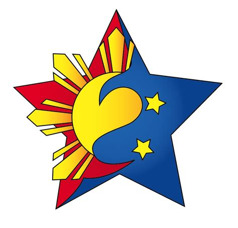 filippino sun and star tattoo2 by lazyboy217 on deviantart