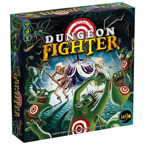 Dungeon Fighter Winds Expansion dungeon fighter iello
