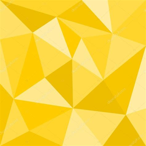 background pattern yellow vector triangle yellow vector background or seamless sunny summer