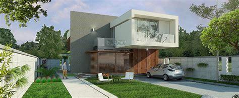 modern house plan uganda  black box black
