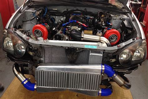 subaru wrx twin turbo video twin turbo ls1 swapped wide body wrx wagon