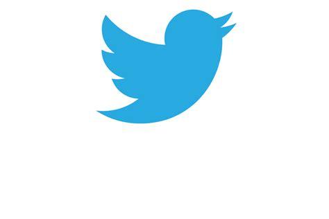 white twitter bird logo twitter bird logo outline pictures to pin on pinterest