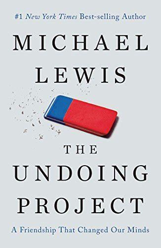 the undoing project a 0241254736 the undoing project amazon es michael lewis libros en idiomas extranjeros