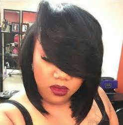 best hairweave for a bob how to achieve a banging bob with a quick weave voice of