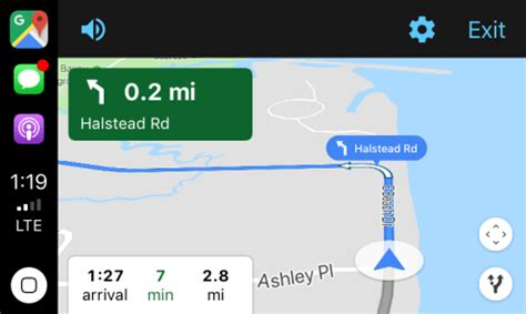 Can You Use Maps On Carplay by Maps For Carplay In Ios 12 Is Now Available 9to5mac