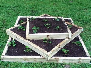 strawberry garden beds raised strawberry bed garden pinterest