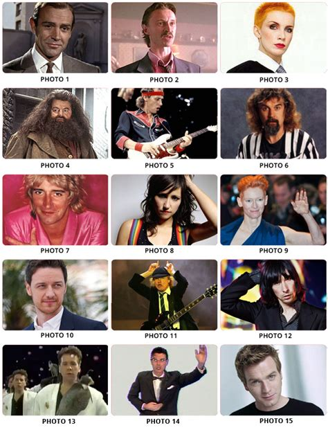 printable quiz about scotland famous scottish entertainers quiz by mystery eric