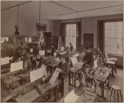 boston woodworking school 25 photos show the boston schools in the late