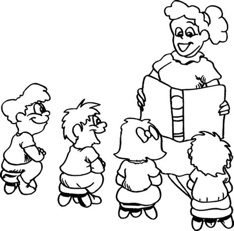 teacher coloring page az coloring pages
