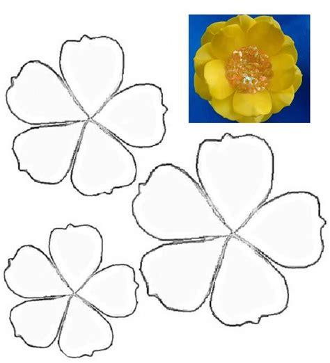flores moldes para imprimir imagui imagenes de flores en foami para imprimir imagui