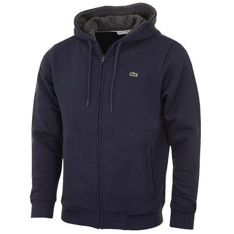 Sleeve Zip Hoodie lacoste 2017 mens zip sleeve hoody hooded jacket