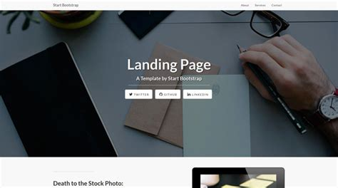 Babatox V1 3 Responsive Landing Page Theme responsive html templates that are worth downloading