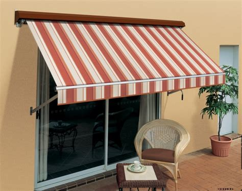 System Awnings by Luxaflex System 2000 Awnings