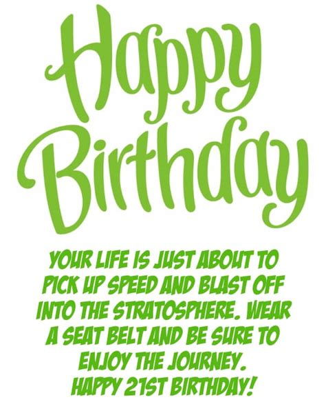 21st Birthday Quotes 21st Birthday Quotes Funny 21 Birthday Wishes And Sayings