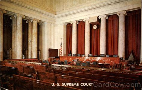 Supreme Court Room by Court Room Us Supreme Court Washington Dc