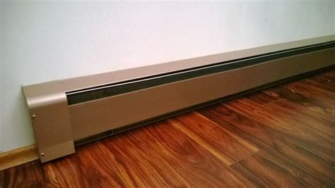 electric baseboard heater covers lownewulf s lair baseboard covers for child safety