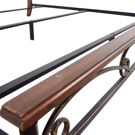 metal and wood bed frames metal wood bed frame 28 images metal beds baltic pine