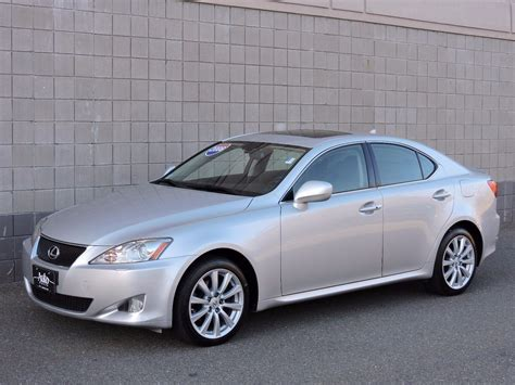 how does cars work 2008 lexus is navigation system used 2008 lexus is 250 2 5 sl at auto house usa saugus
