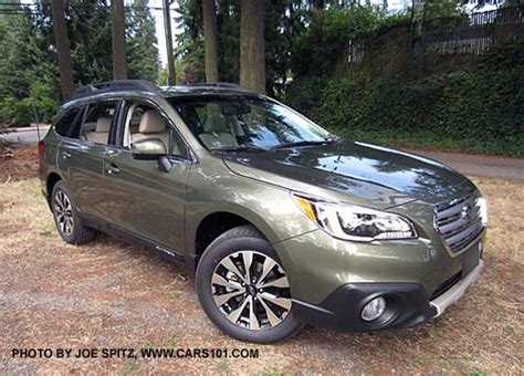 subaru outback 2016 green 2016 subaru outback in wilderness green html autos post