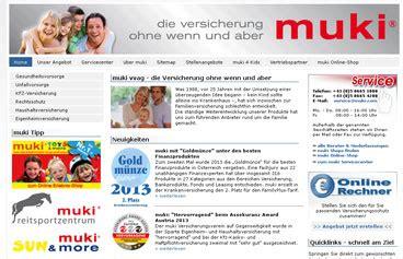 Motorradversicherung Muki by Muki Versicherung Online Berechnen Und Vergleichen