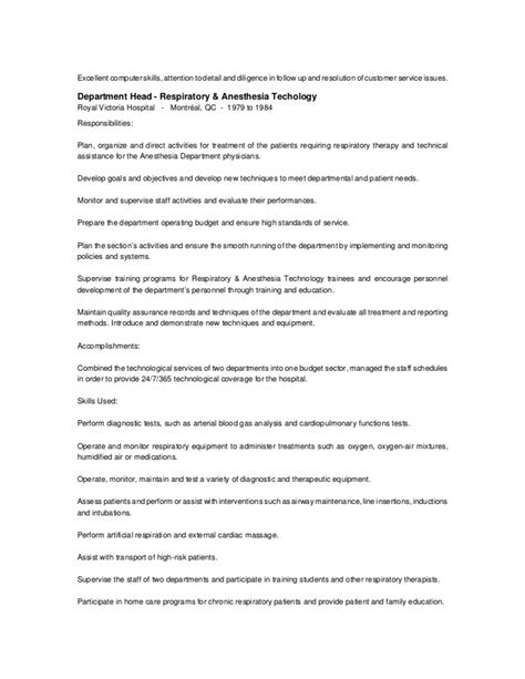 resume attention to detail resume ideas
