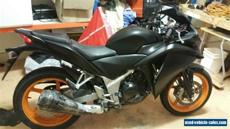 honda cbr 250 for sale honda cbr250r for sale in australia