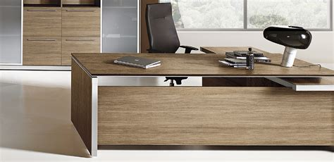 Minimalist L Shaped Desk bureaux de direction eos par las mobili design giovanni