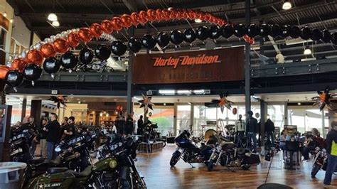 world s largest harley davidson dealership now open in