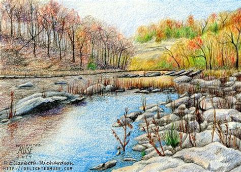 draw landscapes in colored pencil the ultimate step by step guide books 2569 best colored pencil images on colored