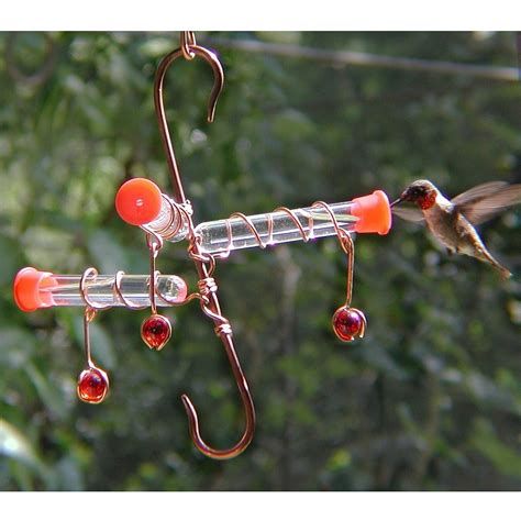 whimsy hummingbird feeder attract hummingbirds with