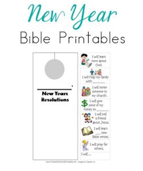 new year lesson free new year s bible printables free homeschool deals